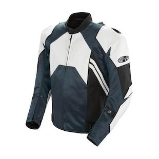 Joe Rocket Radar Jacket (Color: White/Gunmetal / Size: 50) 734247