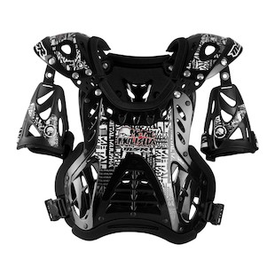 MSR Metal Mulisha Deflector Chest Protector (Size: XL) 599929