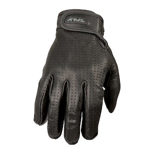 Fly Rumble Perforated Gloves (Color: Black / Size: 3XL) 752023