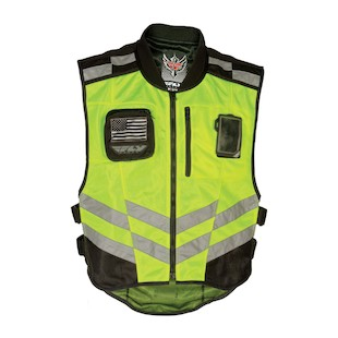 Fly Fast-Pass Hi-Visibility Vest (Color: Yellow / Size: XL-3XL) 752545