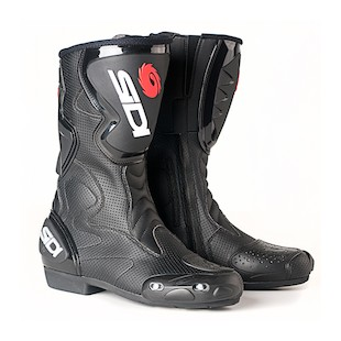 SIDI Fusion Air Boots (Color: Black / Size: 11/45) 753819