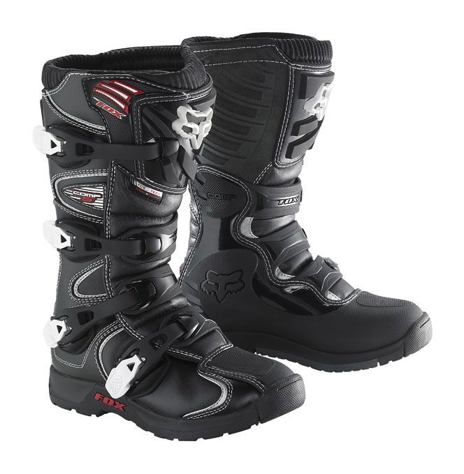 fox racing youth comp 5 boots cycle gear. Black Bedroom Furniture Sets. Home Design Ideas