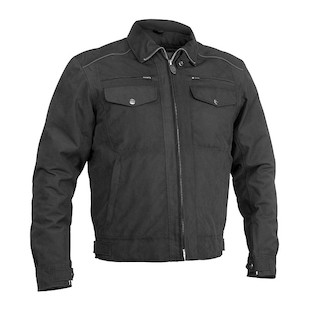 River Road Laughlin Jacket (Color: Black / Size: XL) 710244