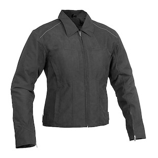 River Road Topaz Women's Jacket (Color: Black / Size: W2XL) 710257