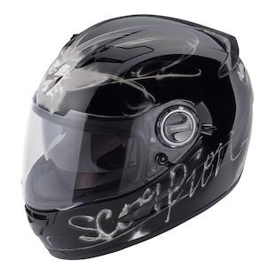 Scorpion EXO-500 Ardent Helmet (Color: Grey / Size: XS) 753538