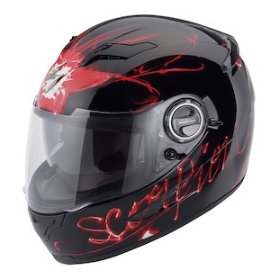 Scorpion EXO-500 Ardent Helmet (Color: Red / Size: 3XL) 760187