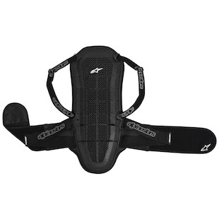 Alpinestars Bionic Air Back Protector (Color: Black / Size: MD) 761411