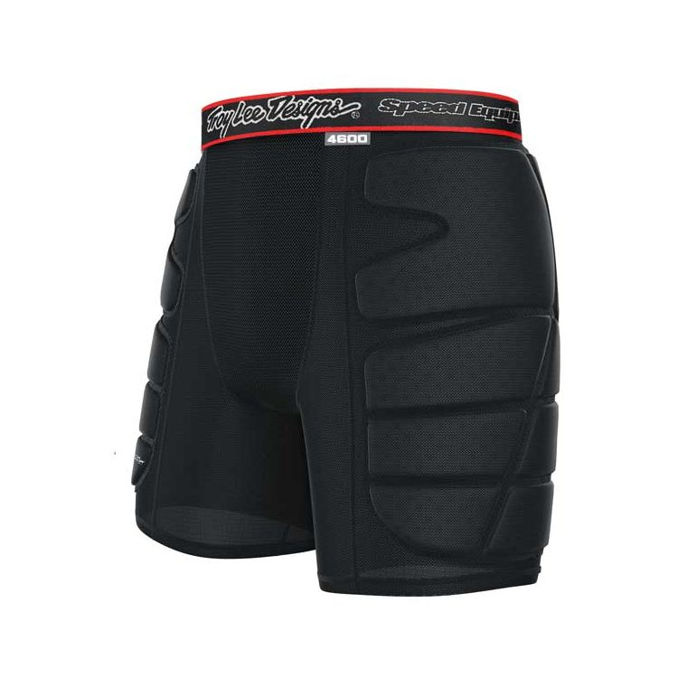 Troy Lee BP 4600 Hot Weather Armored Shorts