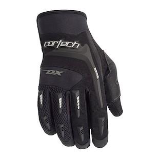 Cortech DX 2 Women's Gloves (Color: Black/Black / Size: SM) 773389