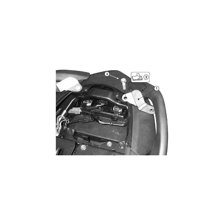 Givi PLX447KIT Brackets For Side Case Racks Kawasaki Versys 650 2006-2009