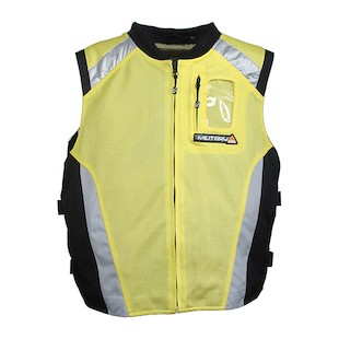 Joe Rocket Military Spec Vest (Color: Yellow / Size: LG-XL) 417257