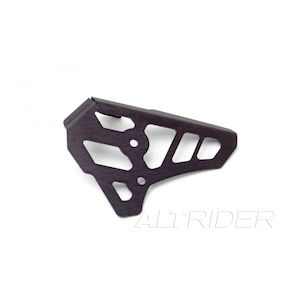 Silver AltRider SU10-0-1113 Side Stand Switch Guard for the Yamaha Super Tenere XT1200Z