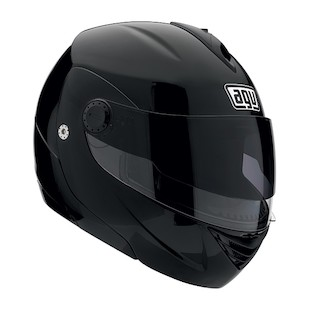 AGV Miglia 2 Helmet (Color: Silver / Size: LG) 735511