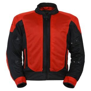 Tour Master Flex 3 Jacket (Size XS only) (Color: Red/Black / Size: XS) 796328