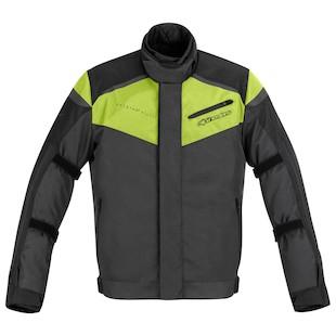 Alpinestars Lucerne Drystar Jacket (Color: Anthracite/Yellow / Size: 2XL) 799241
