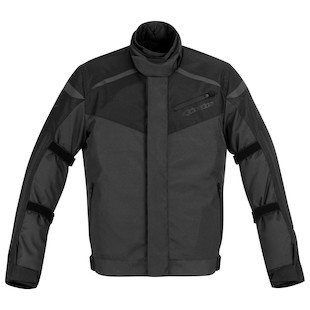 Alpinestars Lucerne Drystar Jacket (Color: Anthracite/Black / Size: XL) 799233