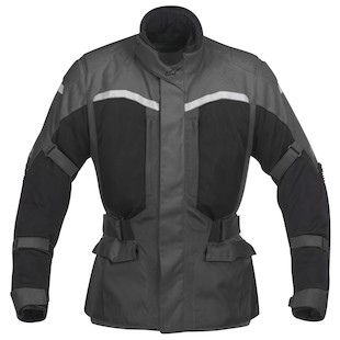 Alpinestars Cape Town Air Drystar Jacket (Color: Black/Grey / Size: 2XL) 799248