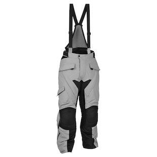 Firstgear Kathmandu Overpants (Color: Dark Grey/Black / Size: 42 (Tall)) 800644