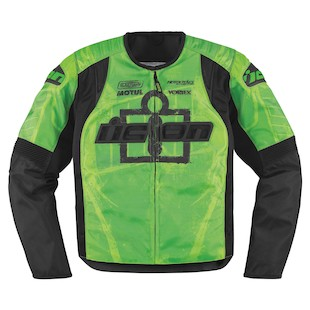 Icon Overlord Type 1 Jacket (Color: Green / Size: SM) 800189