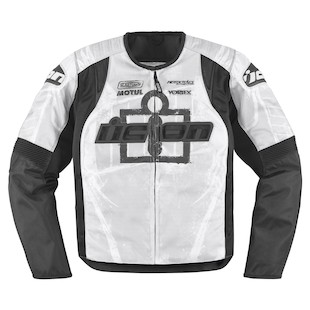 Icon Overlord Type 1 Jacket (Color: White / Size: SM) 800171
