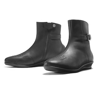 Icon Sacred Low Women's Boots - (Size 5.5 Only) (Color: Black / Size: 5.5) 800064