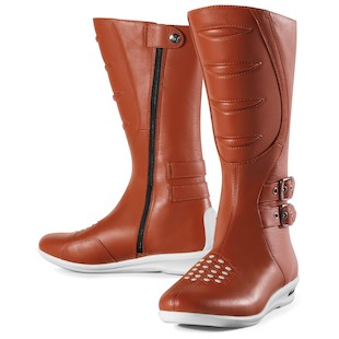 Icon Sacred Tall Women's Boots (Size 7.5 Only) (Color: Brown / Size: 7.5) 800057