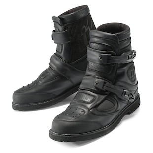 Icon Patrol Waterproof Boot (Color: Black / Size: 11) 722737