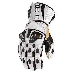 Icon Overlord Long Gloves (Color: White / Size: XL) 722682
