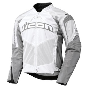 Icon Contra Jacket (Color: White / Size: LG) 530086