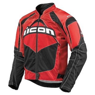 Icon Contra Jacket (Color: Red / Size: XL) 530081