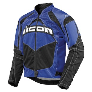 Icon Contra Jacket (Color: Blue / Size: XL) 530093