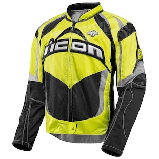 Icon Contra Mil-Spec Jacket (Color: Yellow / Size: 2XL) 616848