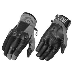 Firstgear Mesh Tex Gloves (Color: Dark Grey / Size: MD) 800575
