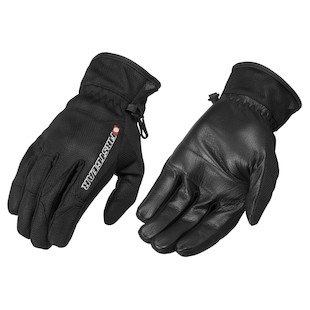 Firstgear Ultra Mesh Gloves (Color: Black / Size: LG) 800548