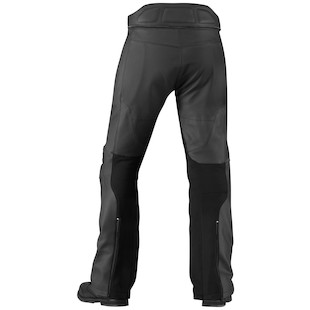 Icon Overlord Prime Leather Pants (Color: Black / Size: 38) 764554