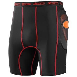 Icon Stryker Shorts (Color: Black / Size: MD) 764411