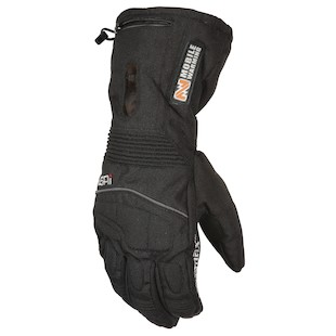 Mobile Warming TX Heated Gloves (Color: Black / Size: XL) 797402