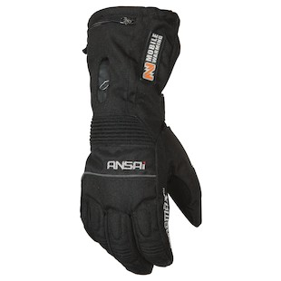 Mobile Warming TX Heated Women's Gloves (Color: Black / Size: XL) 797406