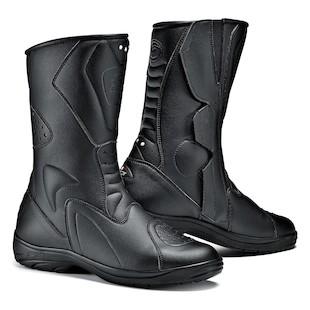 SIDI Tour Rain Boots (Color: Black / Size: 10/44) 813535