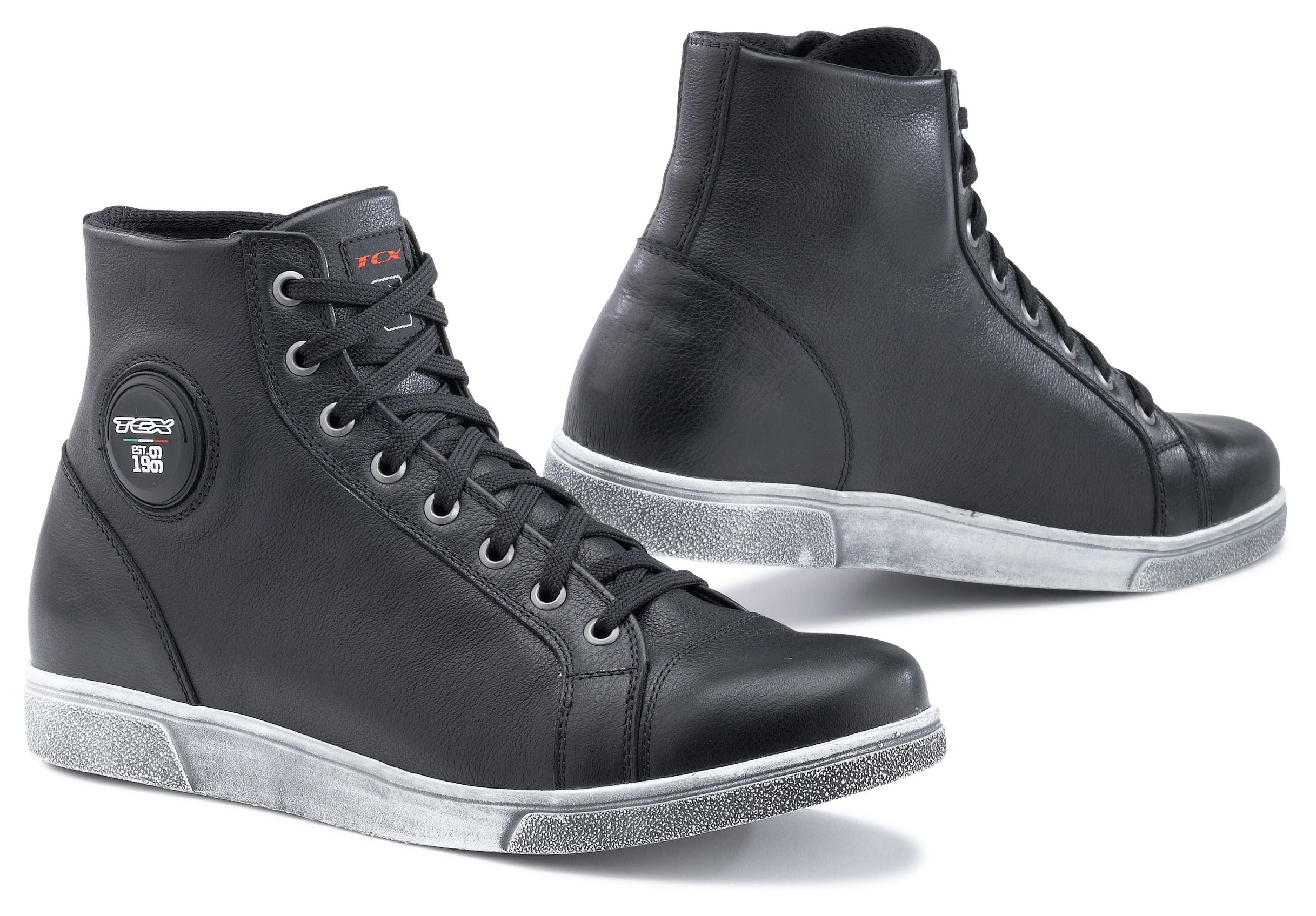 Motorcycle Boots & Riding Shoes