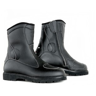 SIDI Traffic Rain Boots (Color: Black / Size: 11/45) 806852