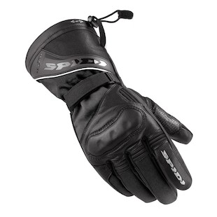 Spidi NK3 H2OUT Gloves - (Size 3XL Only) (Color: Black / Size: 3XL) 754958