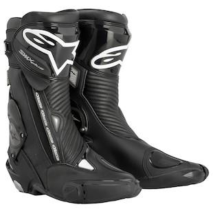 Alpinestars SMX Plus Gore-Tex Boots (Color: Black / Size: 46) 818911