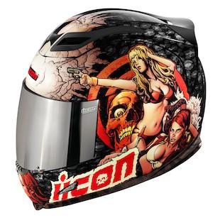 Icon Airframe Pleasuredome Helmet (Size: XL) 822471