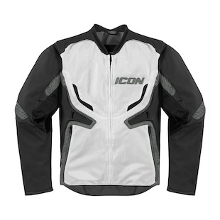 Icon Compound Mesh Jacket (Color: Grey / Size: MD) 822626