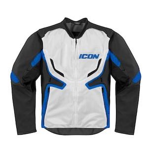 Icon Compound Mesh Jacket (Color: Blue / Size: 2XL) 822624