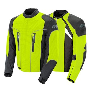 Joe Rocket Alter Ego 3.0 Jacket (Color: Neon Yellow/Black / Size: SM) 826385