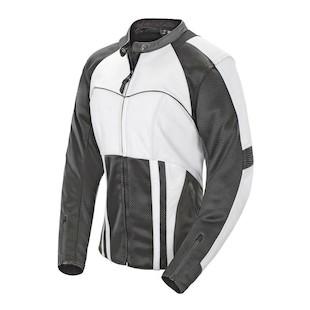Joe Rocket Radar Women's Jacket (Color: White/Gunmetal / Size: SM) 826374