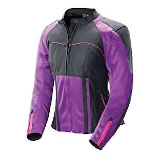Joe Rocket Radar Women's Jacket (Color: Purple/Black / Size: XL) 826518
