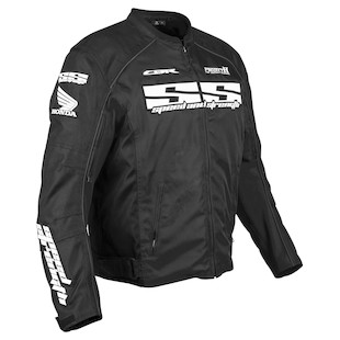 Speed and Strength CBR Project H Textile Jacket (Color: Black / Size: MD) 797853